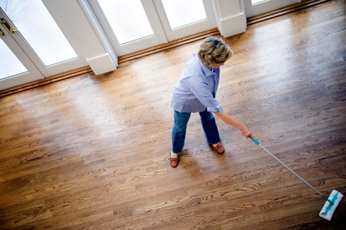 Tips On Cleaning The Hardwood Floors In Your Home