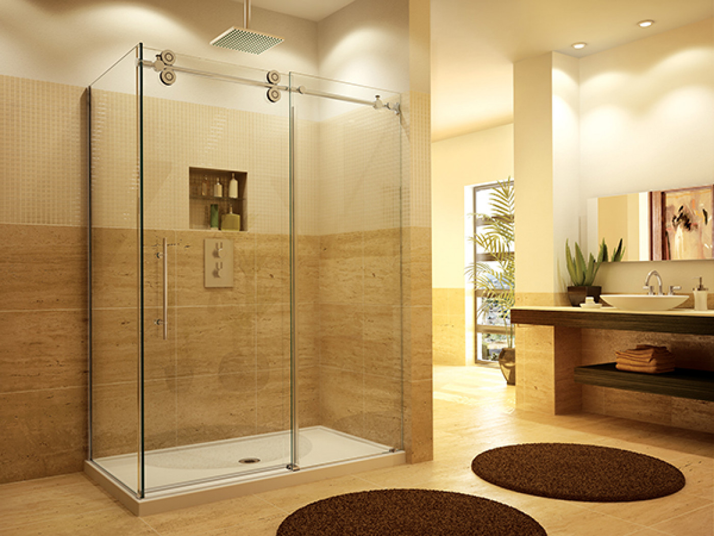 The Right Way To Upgrade Your Shower Doors