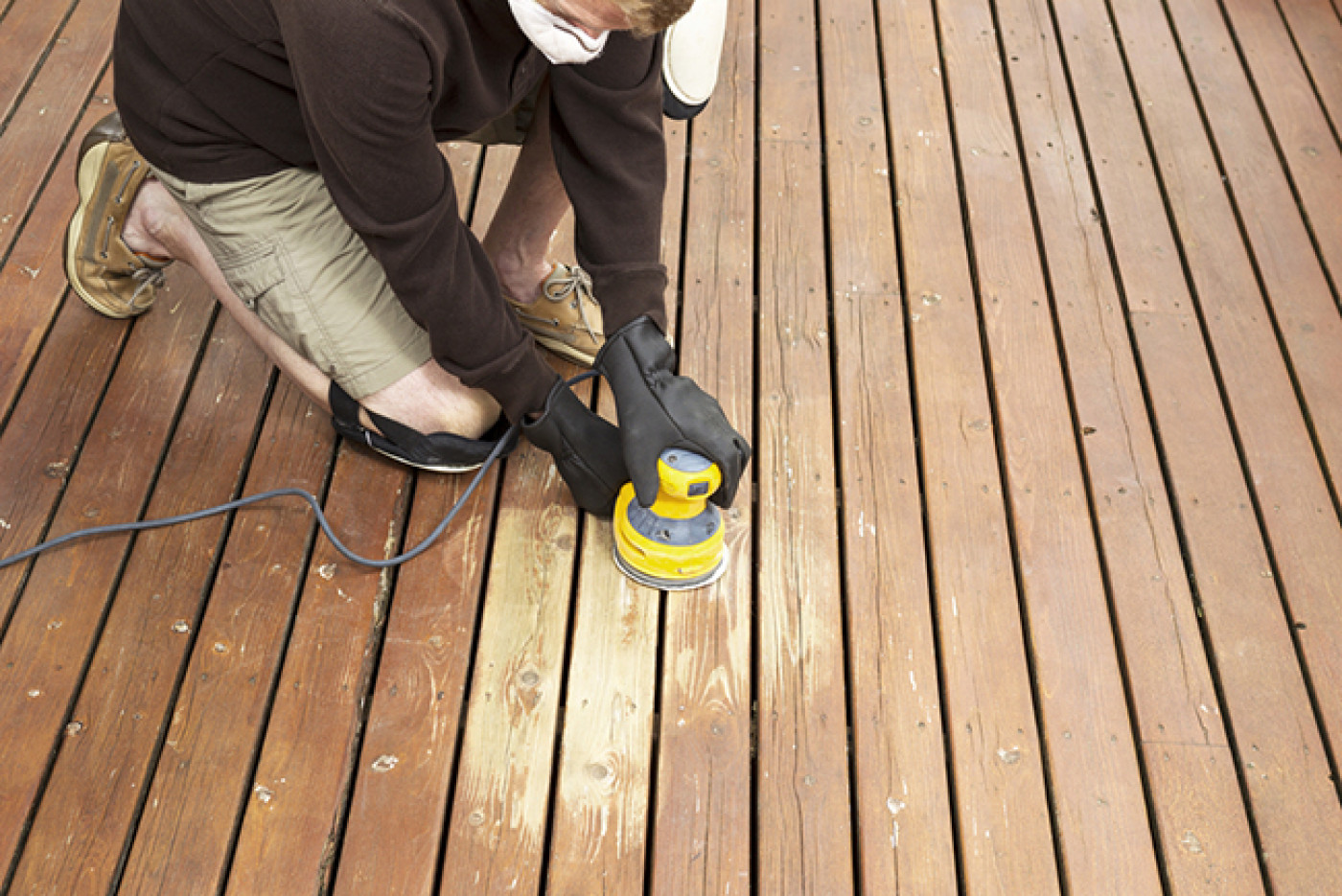 Tips For Good Deck Maintenance And Care