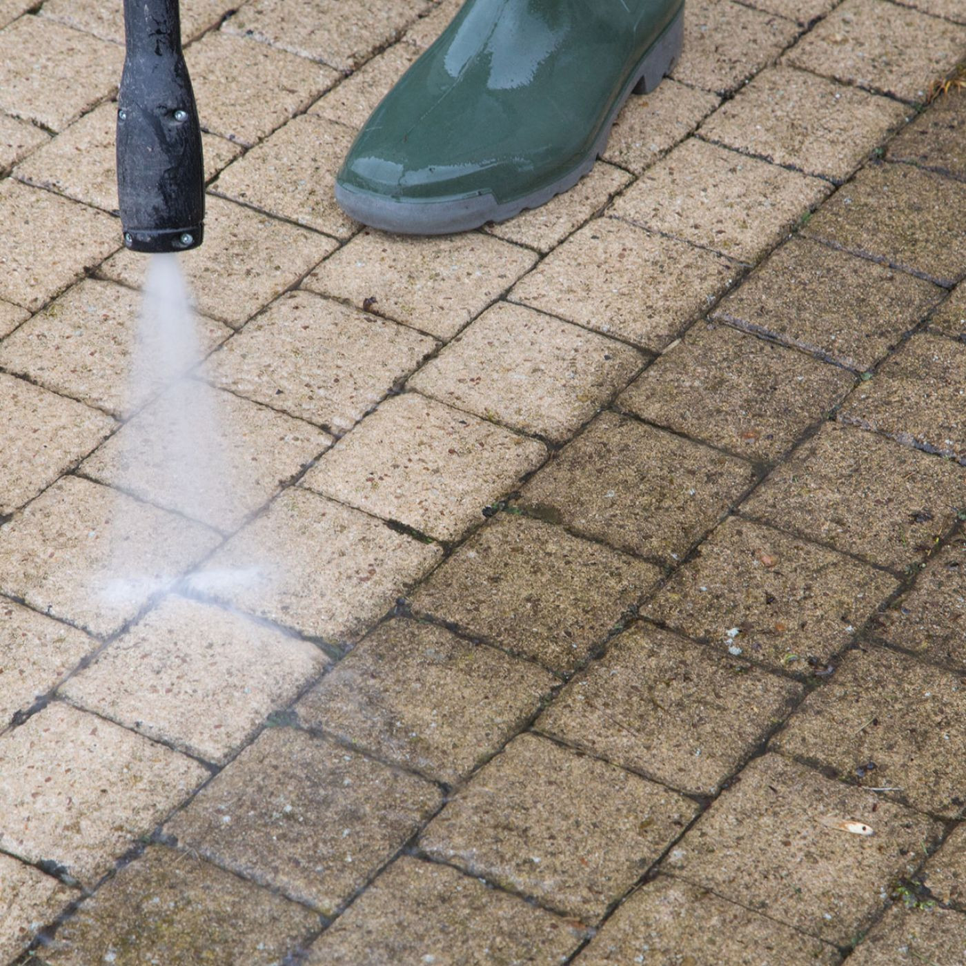 Avoid Damaging Your Home With a Pressure Washer