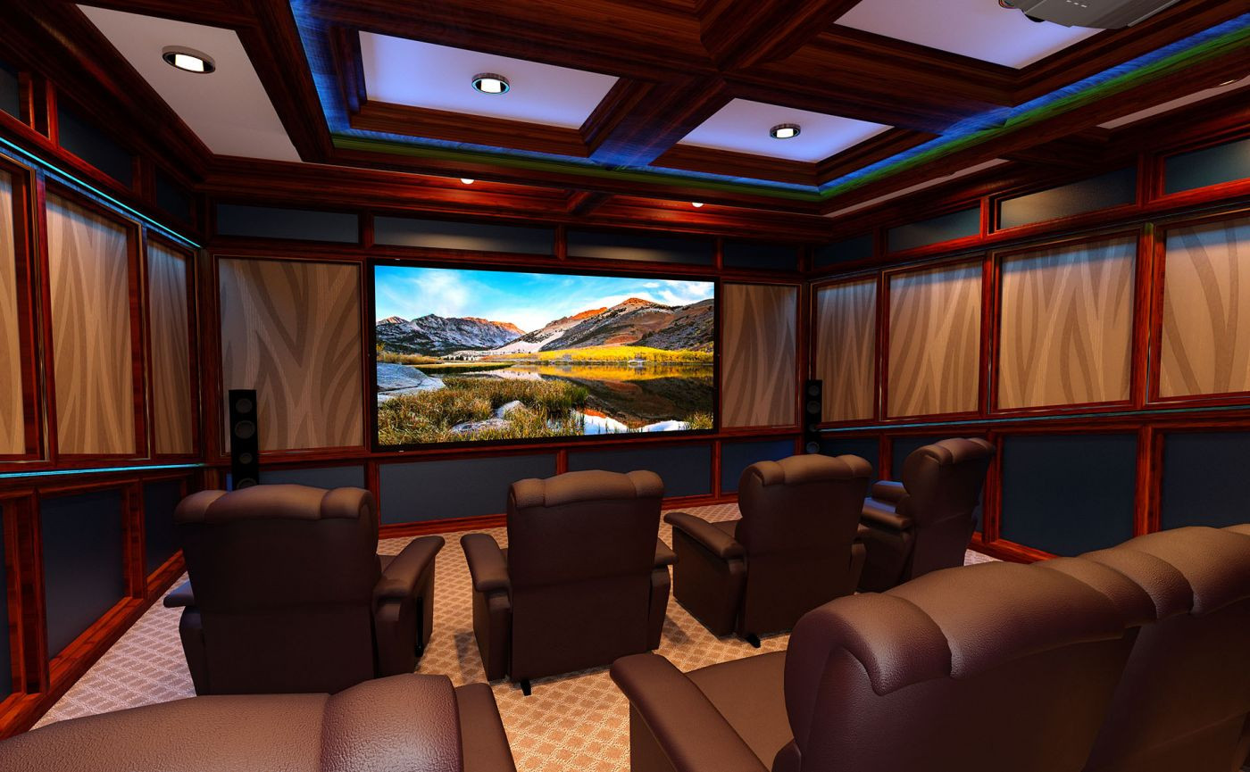 Creating the Perfect Home Theater