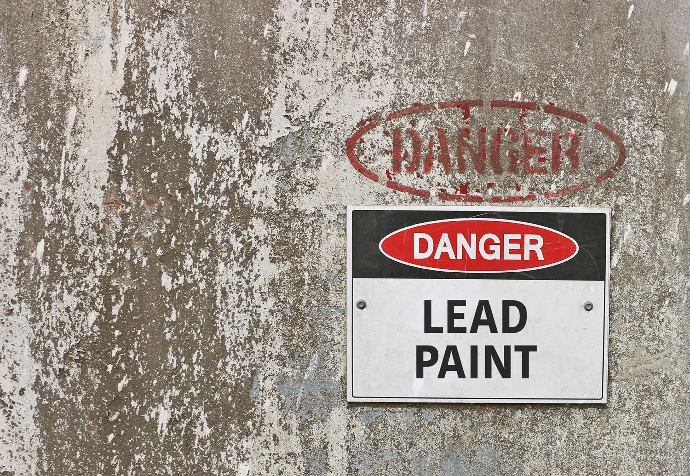 Just So You Know: Lead Paint