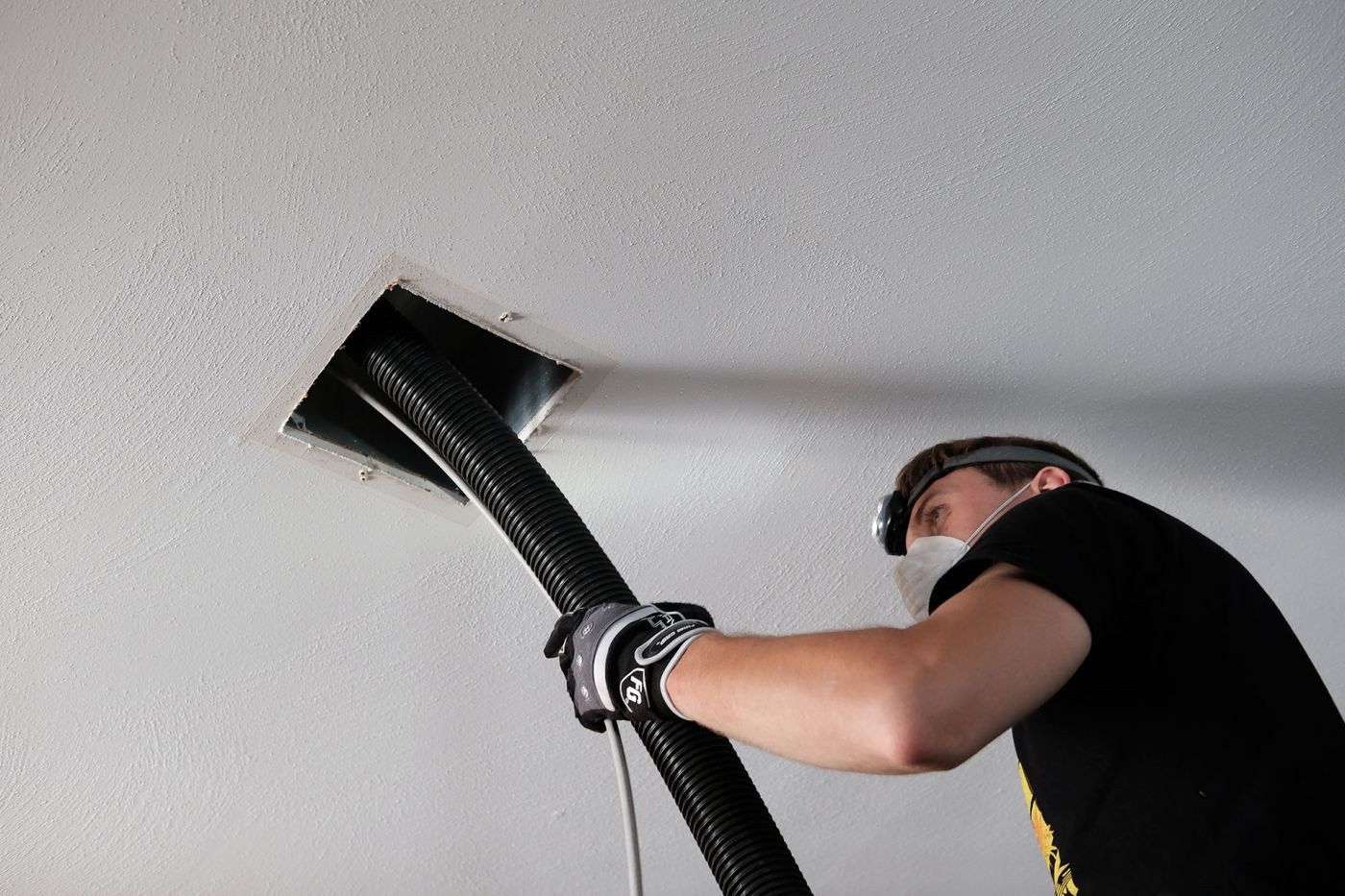 What to Expect With Professional Air Duct Cleaning