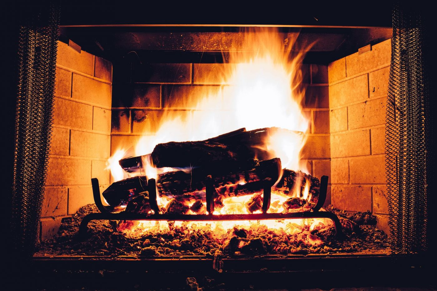 Be Safe: Don't Light a Fire Without Cleaning Your Chimney First