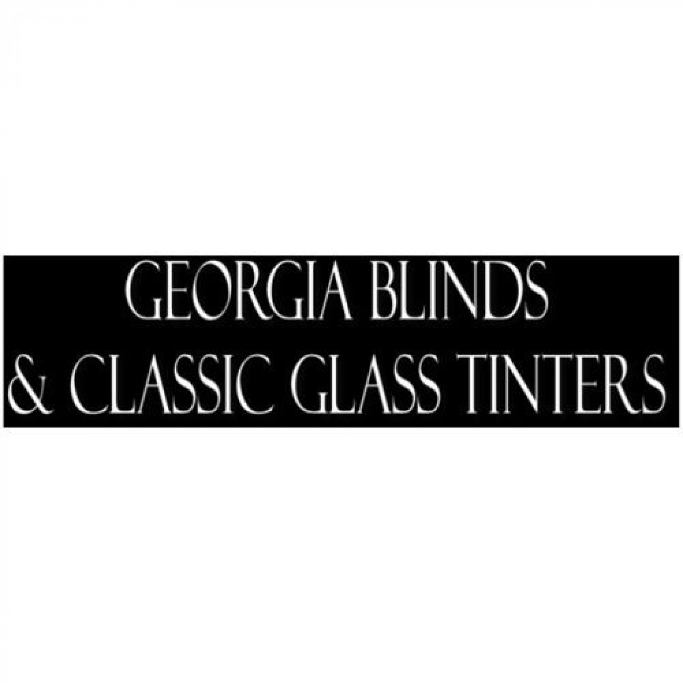 Welcome GA Blinds & Glass Tinters