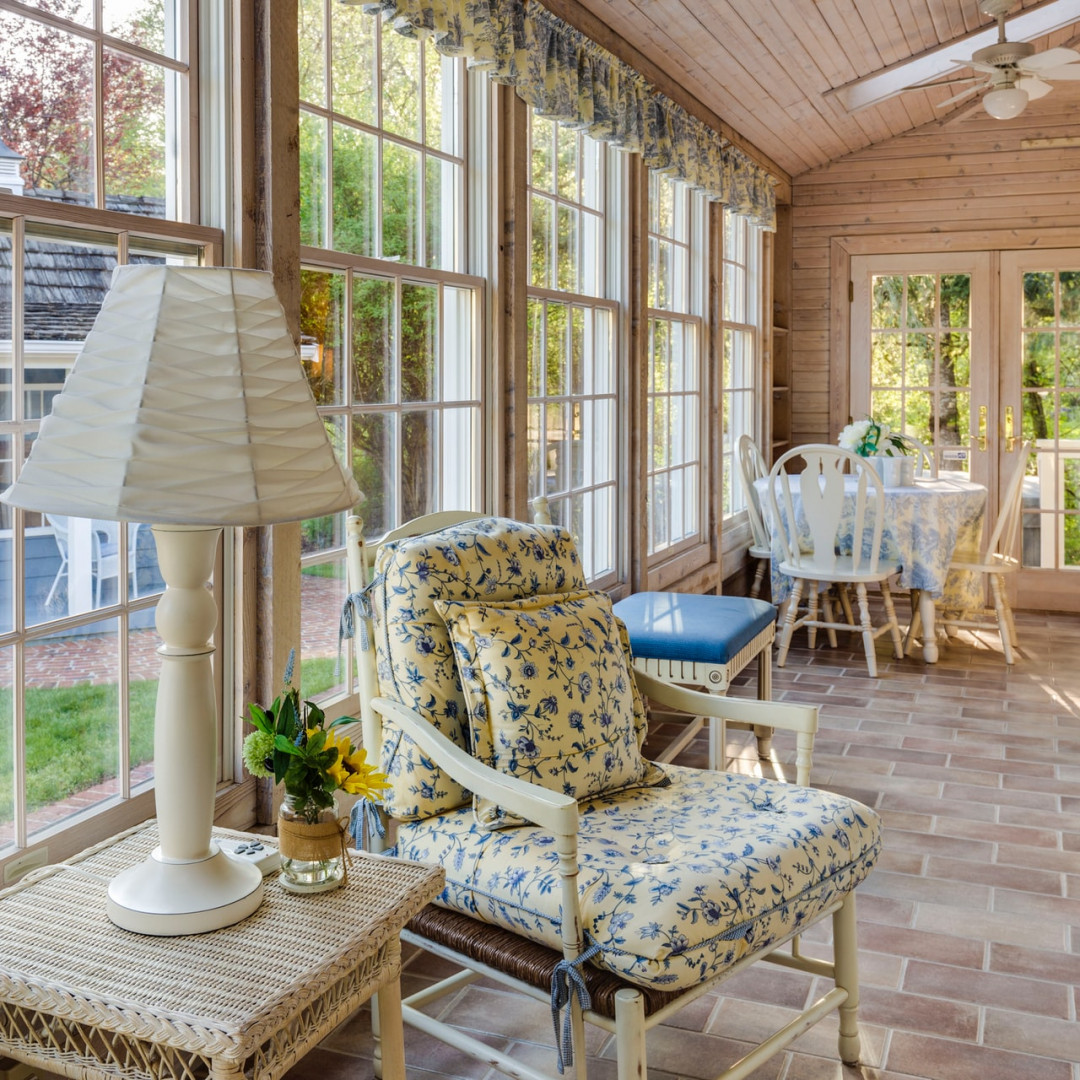 Has Warmer Weather Got You Thinking of a Sunroom?