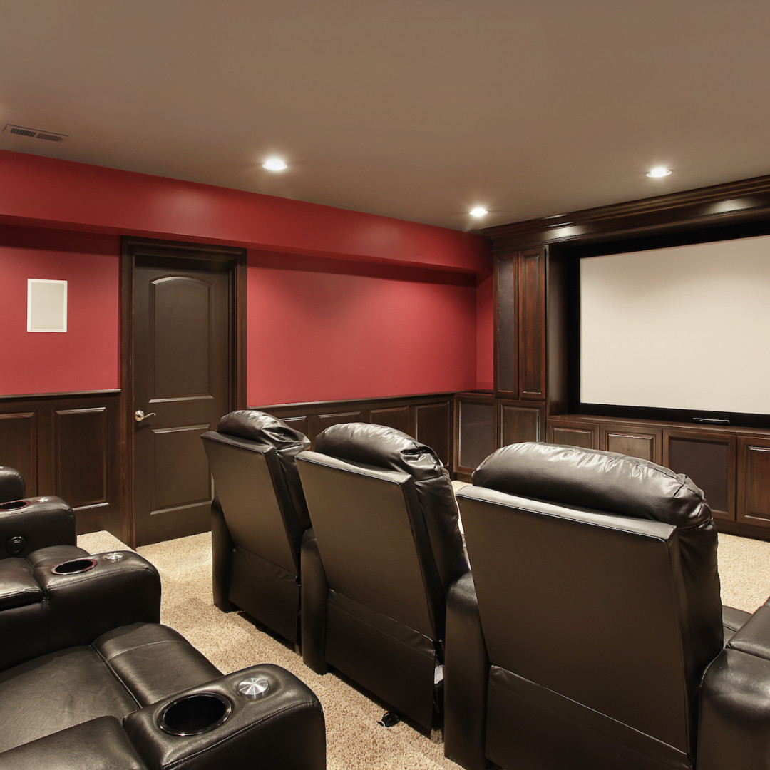 With New Releases Now Streaming, is 2021 the Year for a Home Theater?