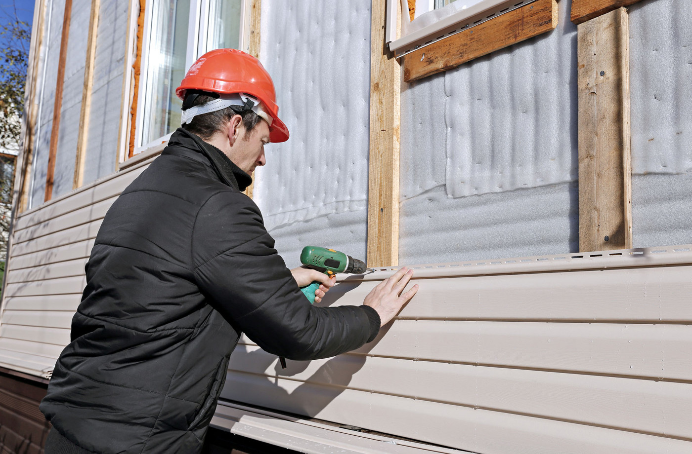 Jump into Spring With New Siding