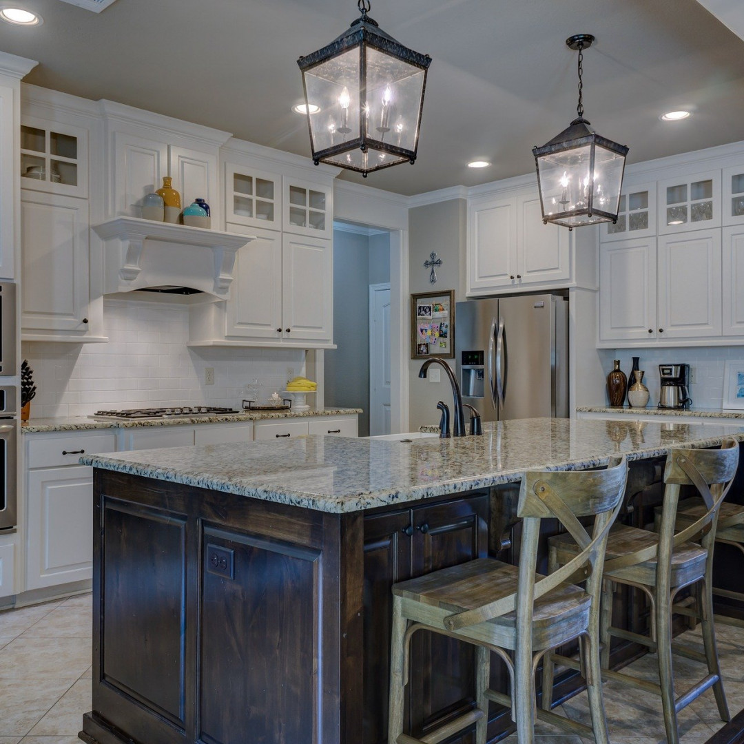 Tired of Staring at the Same 4 Walls? It's Time for the Perfect Kitchen Remodel!