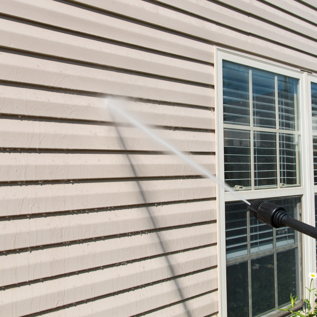 Professional Pressure Washing Can Make Your Home Look Like New