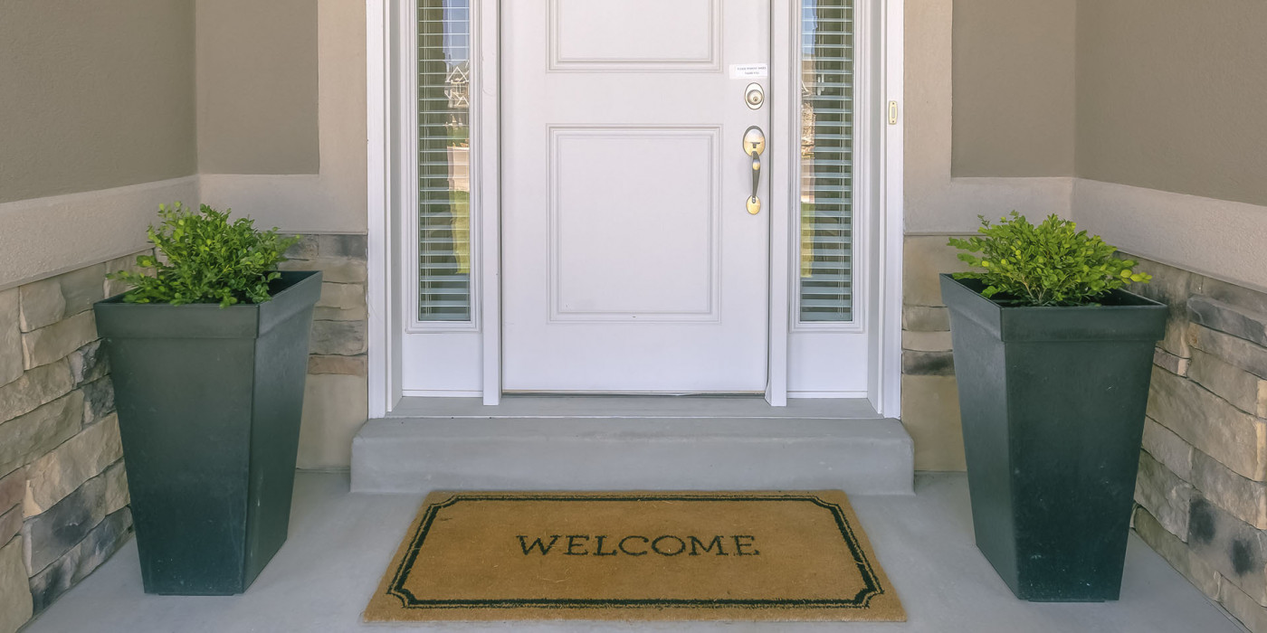 The Benefits of a New Front Door