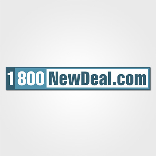 1-800 New Deal(.com) logo