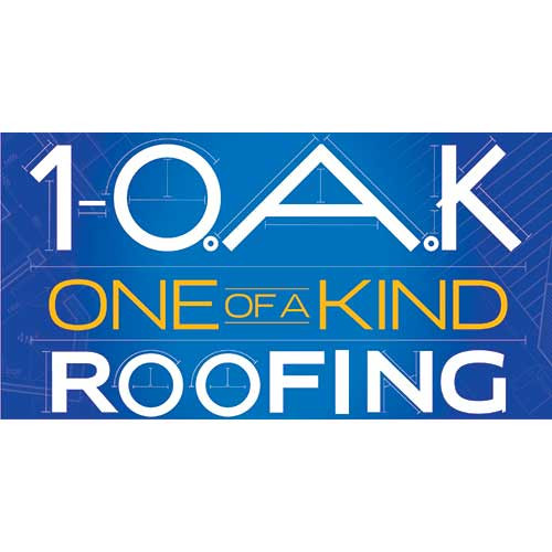 1 OAK Roofing logo