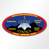 1 Clear Choice Garage Doors logo