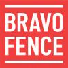 Bravo Fence Company logo