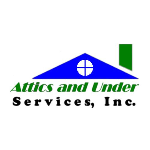 Attics and Under Services, Inc. logo