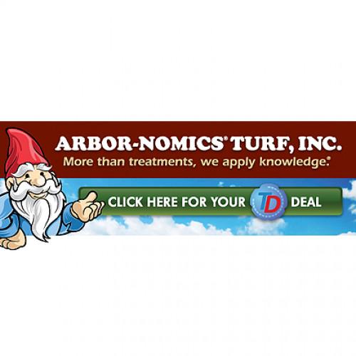 Arbor-Nomics Turf logo