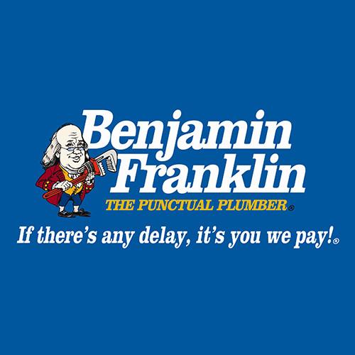 Benjamin Franklin Plumbing-Texas logo