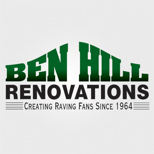 Ben Hill Renovations - Siding logo