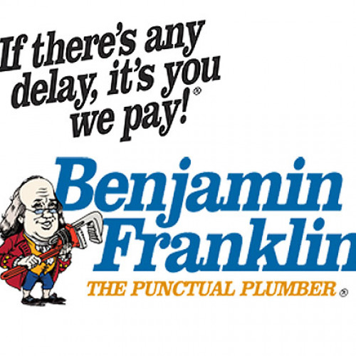 Benjamin Franklin Plumbing-Nashville logo