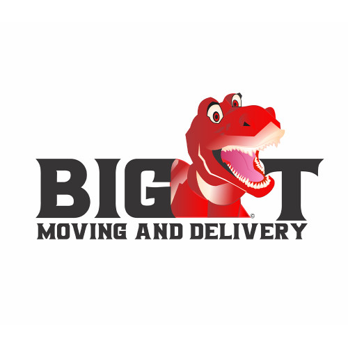 Big T Moving and Delivery logo