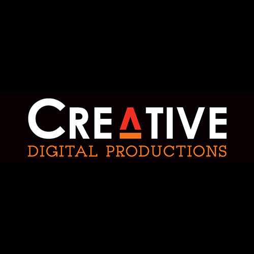 Creative Digital Productions logo
