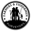 Farmers & Fishermen Purveyors logo