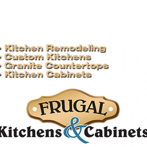 Frugal Kitchens & Cabinets logo