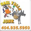 Haul Y'alls Junk logo