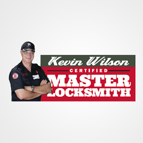 Kevin Wilson Master Locksmith logo