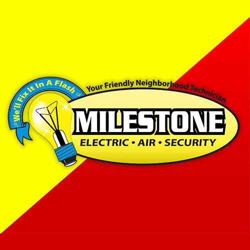 Milestone Electric logo