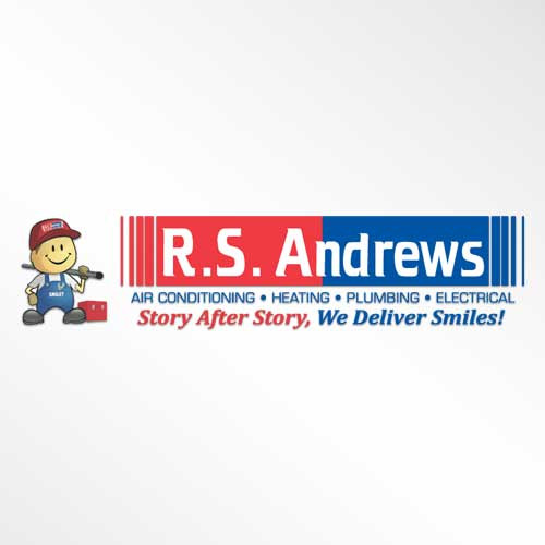 R.S. Andrews Heating and Air logo
