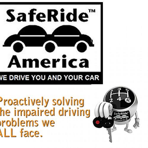SafeRide America logo