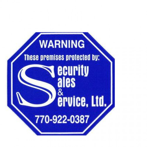 Security Sales and Service logo