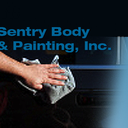 Sentry Body & Painting logo