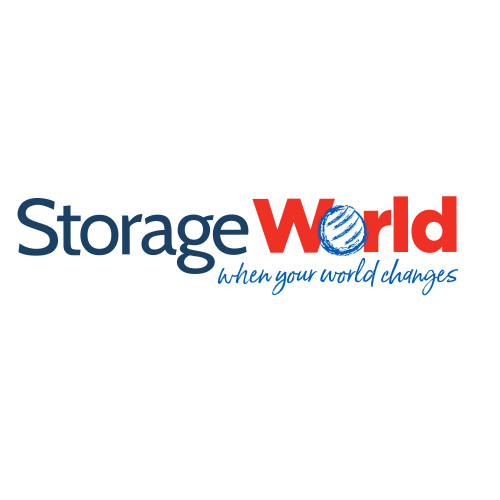 Storage World Panthersville logo