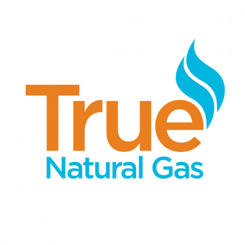 True Natural Gas for Infinite Customers logo