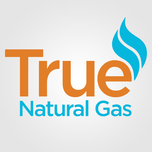 True Natural Gas logo