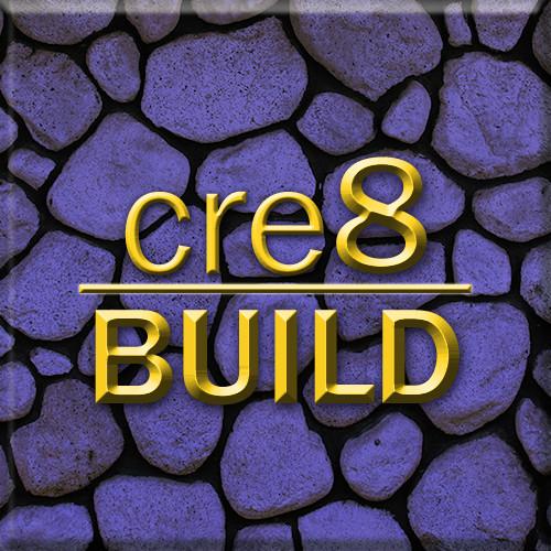 Cre8Build logo