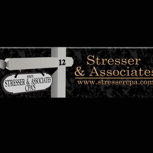 Stresser & Associates logo